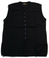 Womens Long Cardigan Vest