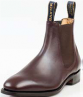 Henry Baxter Riding Boot